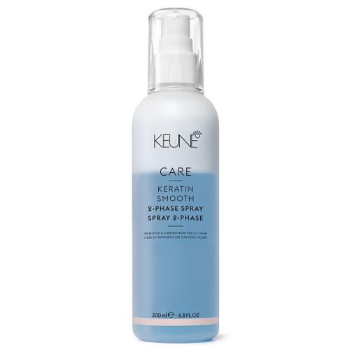 keratin smooth 2-phase spray